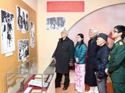 Exhibition features General Nguyen Chi Thanh's life, career