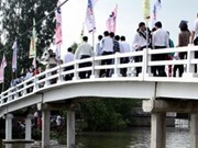 Bridge to further facilitate Vietnam-Cambodia trade