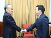 China Association pledges to boost friendship with Vietnam