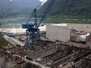 Work starts on 70MW hydropower plant in Tuyen Quang