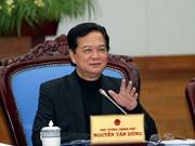 PM asks for more market development efforts
