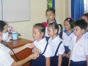 Ministries join hands to boost Hanoi school health care