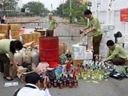 Quang Ninh, Guangxi combat cross-border smuggling