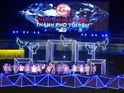 HCM City spring festival salutes New Year