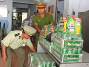 Vietnam, Cambodia join hands to fight crime