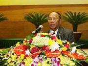 Cambodian NA Chairman wraps up Vietnam visit