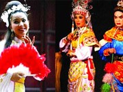 Young actress Loc Huyen lights up classical stage