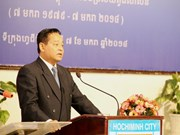 Victory over genocide in Cambodia marked