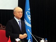 IAEA leader considers Vietnam important partner