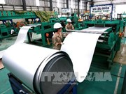 Steel Corporation boosts production in 2014