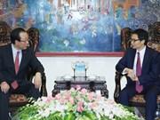 Vietnam, RoK boost diplomatic ties
