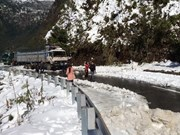 Snow blankets northern border districts