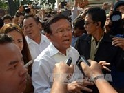 Cambodian PM calls on opposition to end NA boycott