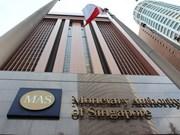Singapore reconfirms financial health