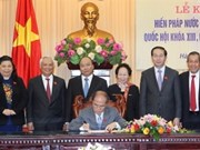 Constitution of the Socialist Republic of Vietnam