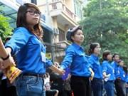 Voluntary Youth Year starts in Dien Bien