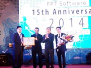 FPT set 30 percent gain in revenue for 2014