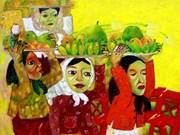 Women inspire spring exhibition in HCM City