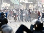 Phnom Penh cracks down on 'illegal' protests