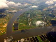 Key waterway projects start in Mekong Delta