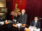 Leader urges Thai Binh to make agricultural advances