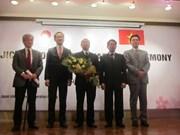 JICA honours Vietnamese former planning deputy minister
