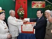 President visits museum for revolutionary prisoners