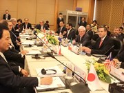 TPP Ministerial Meeting opens in Singapore