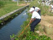 Activities respond to World Water Day 2014