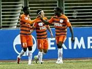 Ninh Binh win debut AFC Cup match