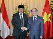 Vietnam, Indonesia interested in all-around links