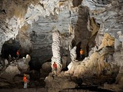 Caving tourism turns Quang Binh into hotspot for visitors