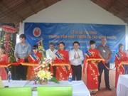 Cacao development centre opens in Binh Phuoc