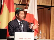 Vietnam investment forum in Germany fruitful