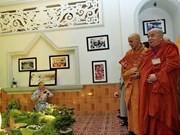 Most Venerable monk upbeat about 2014 Vesak Day