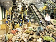 Hanoi to build 9 solid waste plants