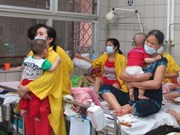 Fifty five new measles cases reported on May 5