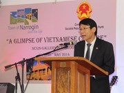 Australia exhibition honours Vietnam's culture