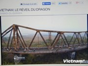 French TV explores Vietnam