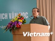 New translation centre promotes Vietnam's literature abroad