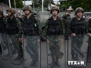 Thailand bans all anti-coup protests