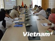 Vietnamese market promoted in Egypt