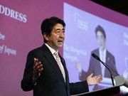 Shangri-La Dialogue opens, Abe vows support for Vietnam