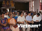 Indian party shows solidarity with Vietnam