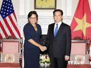 Vietnam wishes to lift up ties with US