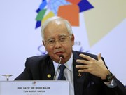 Malaysian PM affirms rule of law in handling East Sea issues