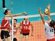 Vietnamese girls set for Asian volleyball event
