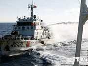 Chinese ships continue hindering Vietnam's vessels with violence