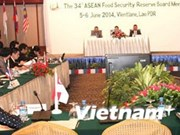 ASEAN officials discuss food security at Laos meeting