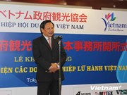 First Vietnam tourism office abroad launched